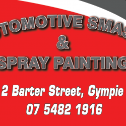 Automotive Smash and Spray Painting