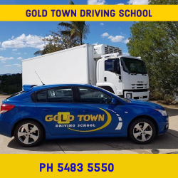 Gold Town Driving School