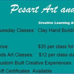 Pesart Art and Ceramics